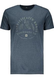 Camiseta Hang Loose Silk Kauai Masculina - Masculino