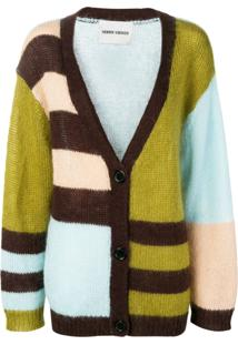 Henrik Vibskov Cardigan Party - Verde