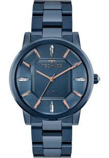 Relógio Technos Feminino - Feminino-Azul