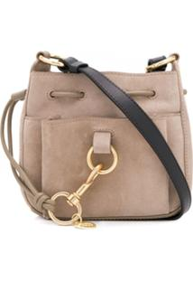 See By Chloé Drawstring Shoulder Bag - Neutro