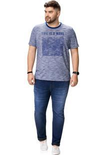 Calça Jeans Tradicional Estonada Wee!