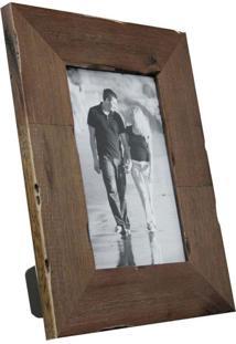 Porta-Retratos Photo Frame 1 Foto 15X21 Imbuia Kapos 22X28