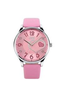 Relógio Skmei Analógico 9085 Rosa