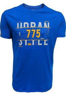 Camiseta 775 Urban Azul