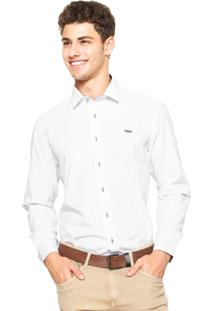 Camisa Mr Kitsch Lk1711 Branca
