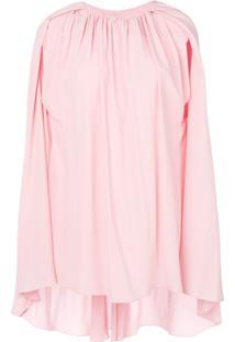 Marni Blusa Oversized - Rosa
