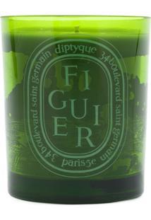Diptyque Vela Figuier 300 - Verde