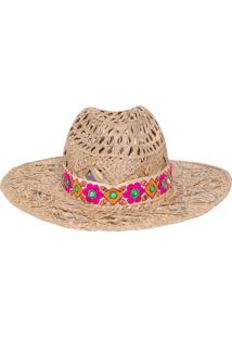 Chapéu Cowboy Personalizado - Bege