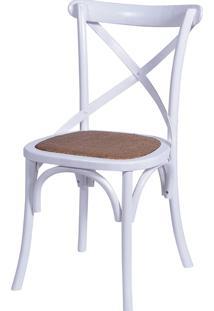 Cadeira Cross Or-1150 – Or Design - Branco