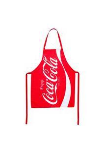 Avental Coke Classic
