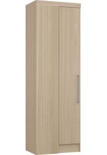 Modulo De Cant Reto Com 1 Porta Infinity 3807A-Castro Móveis - Nogueira
