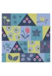 Papel De Parede Autocolante Rolo 0,58 X 5M - Floral 1323
