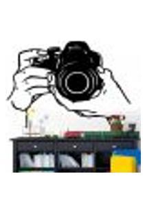 Adesivo De Parede Fotografia - M 60X80Cm