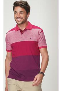 Camisa Vermelho Malwee