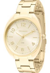 Relógio Technos Feminino Dress 2035Mcf/4X