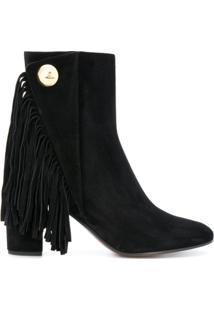 Chloé Ankle Boot 'Quaisha' - Preto