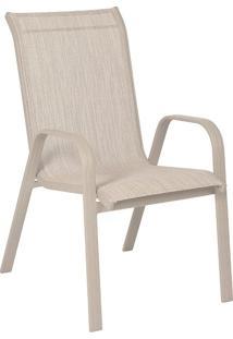 Cadeira Empilhável Summer Tela Mestra Móveis Linha Slim