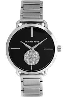 922825ffc46ce Relógio Digital Michael Kors Preto feminino   Shoelover