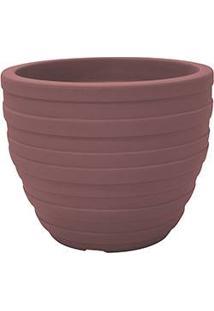 Vaso De Plástico Inca-L Terracota - Tramontina