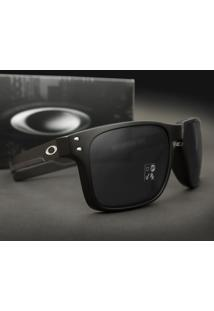 Óculos De Sol Oakley Oo9384 01-57 Óculos De Sol Oakley Holbrook Mix Oo9384 01-57 - Masculino