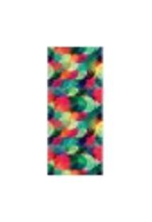 Adesivo Decorativo De Porta - Bolas Coloridas - 104Cnpt Auto Colante