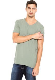 Camiseta Reserva Leve Long Verde