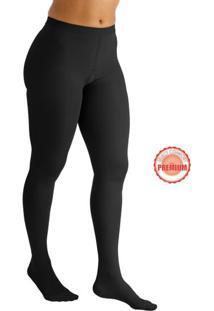 Meia Calça At 862 Select Comfort Premium Média Compressão 20-30 Mmhg Ponteira Fechada Sigvaris