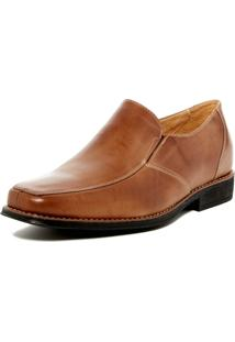 Sapato Sandro Moscoloni Glen Slip-On Shoe Tan