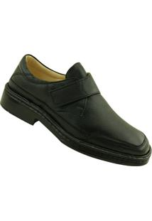 Sapato Masculino 902 Em Couro Floater Doctor Shoes - Masculino
