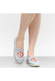 Alpargata Shoestock Tribal Feminina - Feminino