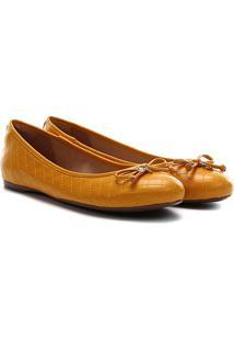 Sapatilha Dumond Essential Colors Feminina - Feminino-Amarelo