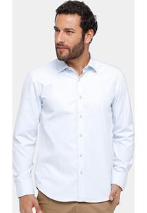 Camisa Social Broken Rules Listras Masculina - Masculino