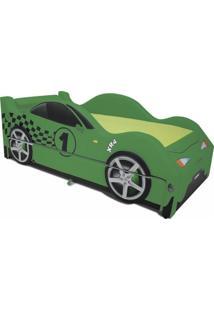 Bicama Xr4 Cama Carro Verde