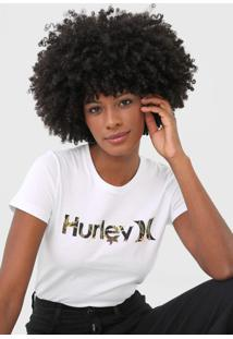 Camiseta Hurley Inside Branca