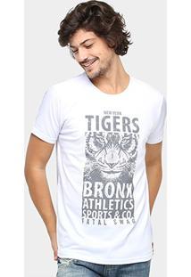 Camiseta Fatal Bronx Masculina - Masculino