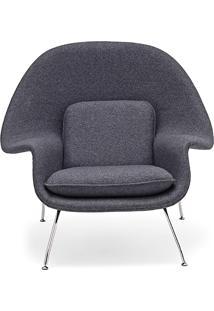 Poltrona Womb Design By Eero Saarinen