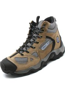 Bota Timberland Gorge Trail W Medium Gre Bege