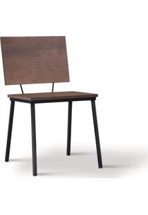 Cadeira De Jantar Antonella Castanho