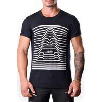 c37bcd9511 Camiseta Masculina Viscolycra - Wave