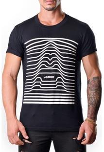 Camiseta Masculina Viscolycra - Wave