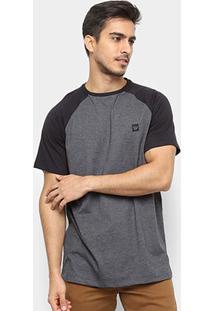 Camiseta Hang Loose Raglan Masculina - Masculino
