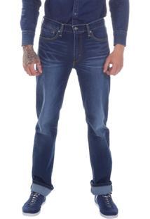Calça Jeans Levis Masculino 514 Straight Lavagem Média - Masculino
