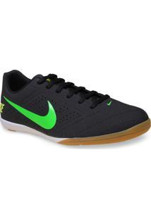Tenis Masc Nike 646433-008 Beco 2 Preto/Verde