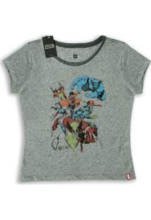 Camiseta Feminina Marvel X-Men - Feminino