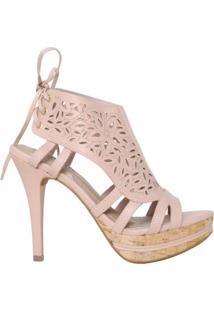 Sandal Boots Fem Via Marte 11-16401 Pessego