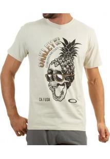 Camiseta Oakley Branches Tee Masculino - Masculino