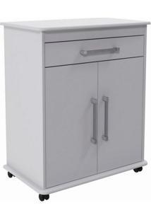 Armário Multi Uso Pequeno Para Lavanderia E Cozinha Cor