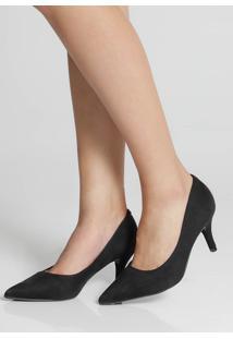 Sapato Scarpin Bico Fino Vizzano