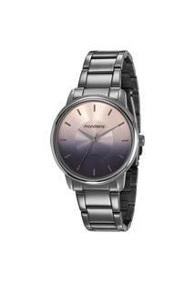 Kit Relógio Feminino Mondaine Analógico 53606Lpmvse9Ka + Pulseira Chumbo