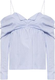 Blusa Feminina Felice - Azul